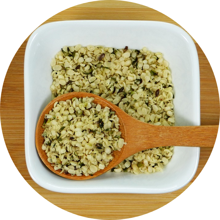 hemp seeds superfood meatless