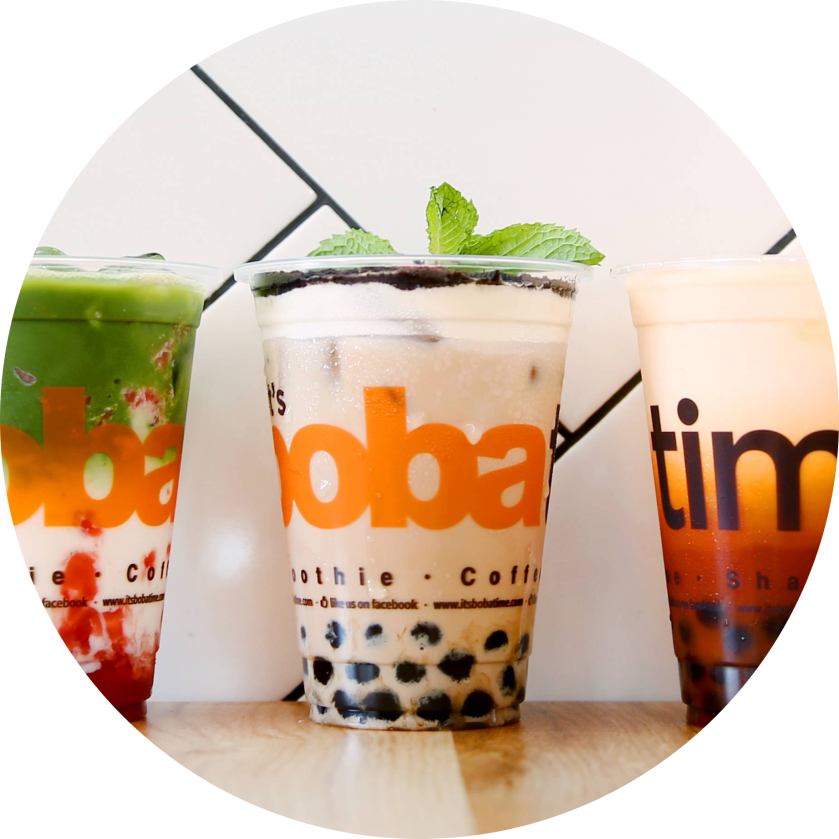 It's Boba Time Best Boba in koreatown