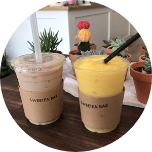 Sweetea Bar Best Boba Los Angeles
